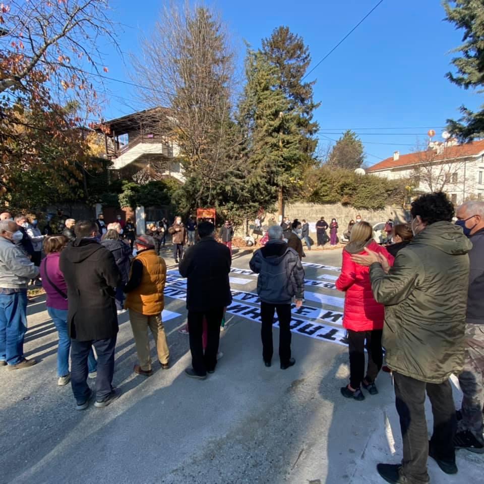 Ѓорѓиевски: Со граѓаните на Пржино продолжуваме заеднички да ја биеме битката против урбаната мафија