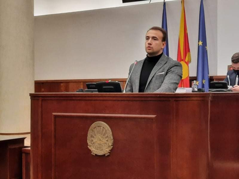 Стојаноски до власта: Буџетот за 2021 година е неодржлив, да се прифатат амандманите на ВМРО-ДПМНЕ кои значат стимулирање на економијата