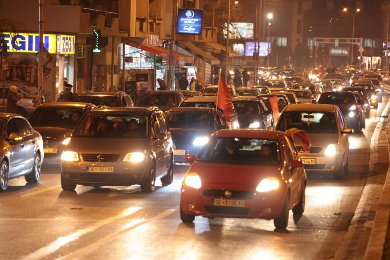 Мицкоски го урива Заев со народот по улиците: Денес протести во 7 града, оставка на Заев, слобода на народот!