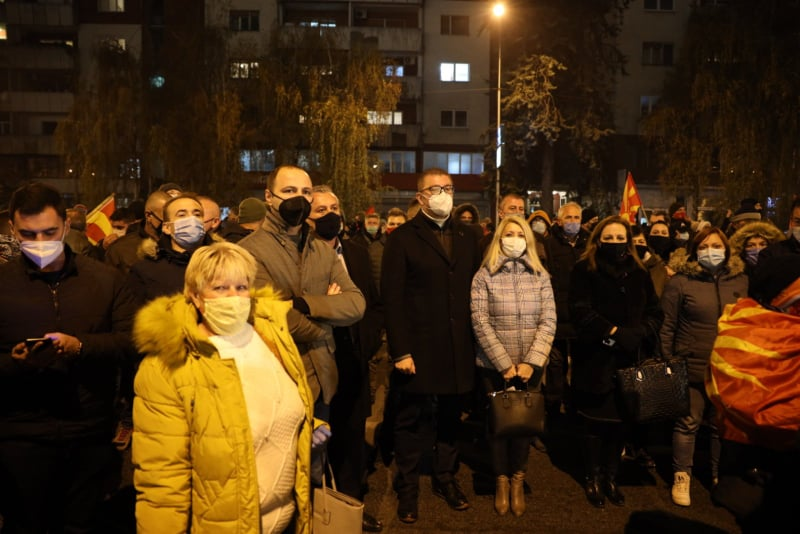 Мицкоски: Срамот на Заев не е наш срам