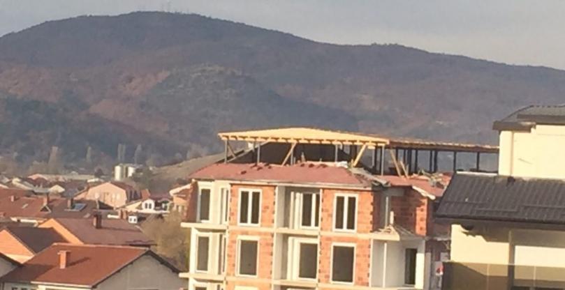 Дали во Охрид никнува нова дивоградба? (ФОТО)