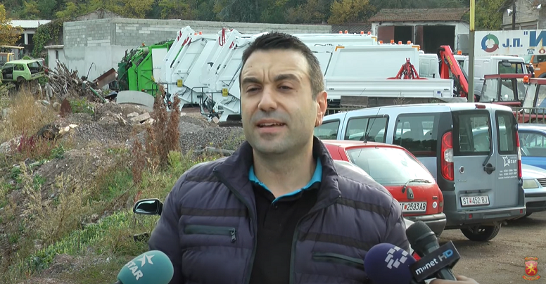 Ефтимов: Поради неодговорноста на СДСМ, граѓаните на Штип оваа година останале без вода 44 пати