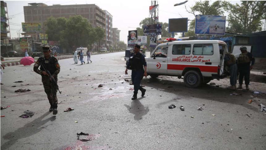 Новинар загина во бомбашки напад во Авганистан