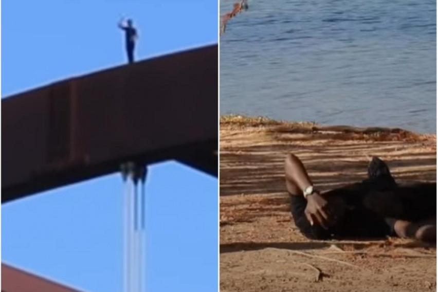 """Сакаше да се прослави со скок од висок мост: """"Јутјубер"""" на крајот заврши со фрактура на череп (ВИДЕО)"""