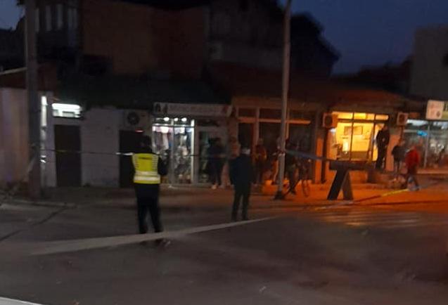 ФОТО: Детали за пукањето во Чаир, рафали од калашњикови ја активираше полицијата