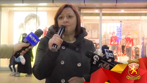 Димитриеска Кочоска: Заев е најголемиот предавник на соптсвениот народ,  срамот да престане со оставка