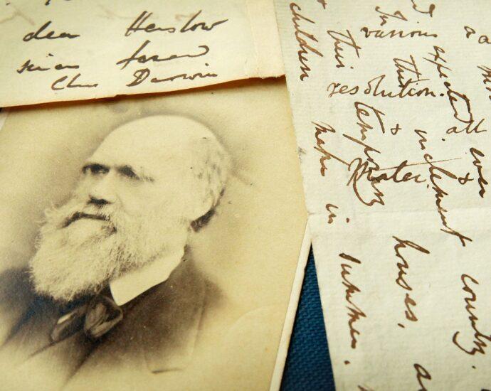 Записи на Дарвин исчезнаа од Библиотеката во Кембриџ