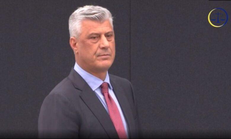 Хашим Тачи и Јакуп Красниќи ги отфрлија обвиненијата за воени злосторства