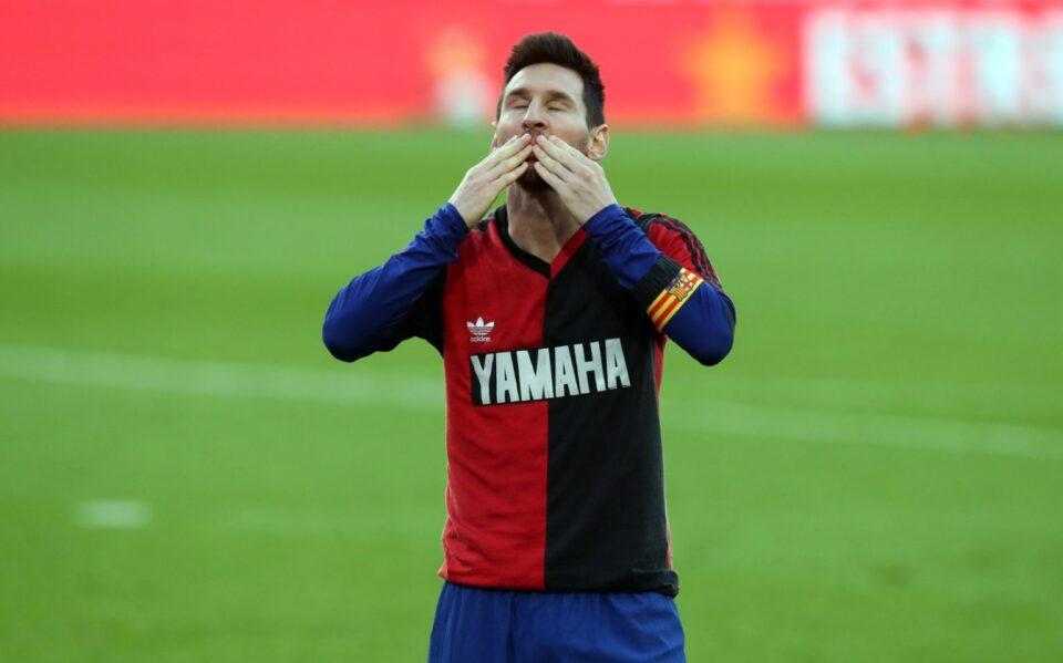 Барселона ќе мора да плати 3000 евра за славјето на Меси (ВИДЕО)