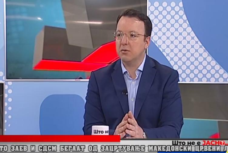 Николоски: Во период на корона криза власта троши 20 милиони евра за вработувања и 22 милиони за ситни набавки