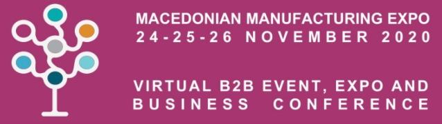 Почнува четвртото издание на Macedonian Manufacturing Expo 2020