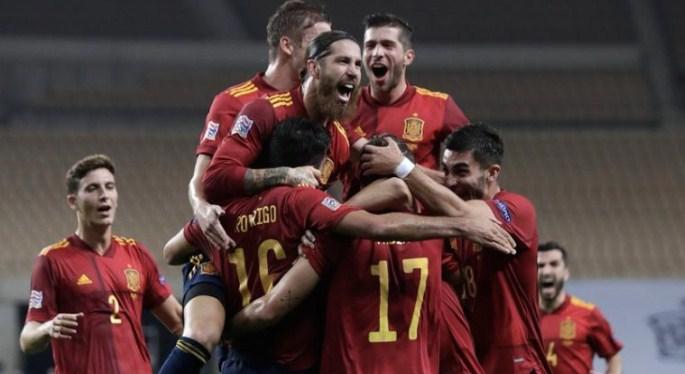 Шпанија со 6:0 ја декласираше Германија