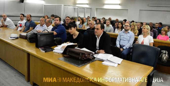"""Притвор за Фејзи Азири и Агим Исмаиловиќ обвинети во случајот """"Монструм"""", одбраната најавува жалба"""