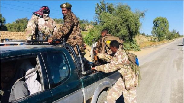 Етиопија: Убиени најмалку 34 луѓе во терористички напад