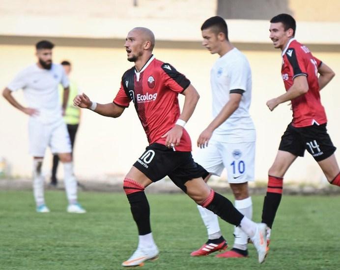 ПМФЛ: Без победник на дербито во Тетово