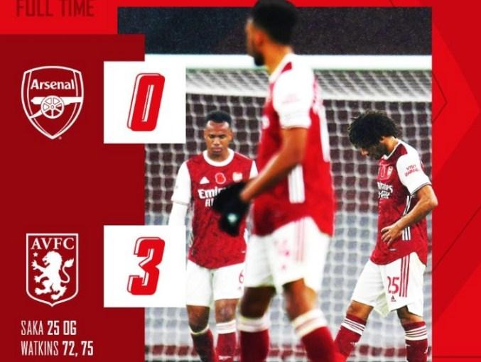 Арсенал на последните шест натпревари во Премиер лигата има само една победа