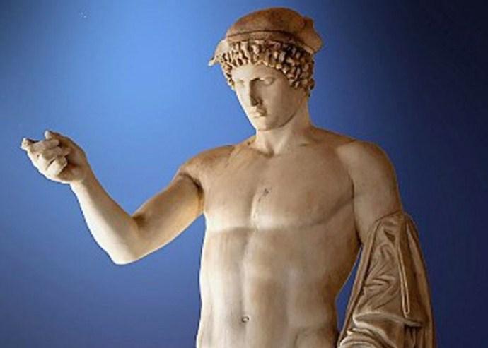 Скулптура од 4 век п.н.е. пронајдена во канализација во Атина