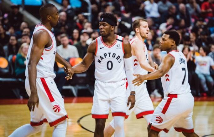 Торонто ја разгледува можноста во новата сезона да биде домаќин во Њу Џерси