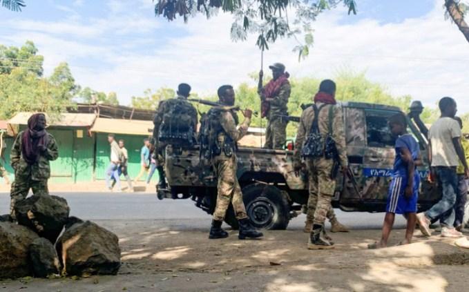 Етиопската војска подготвува опасада на градот Мекеле во Тиграј