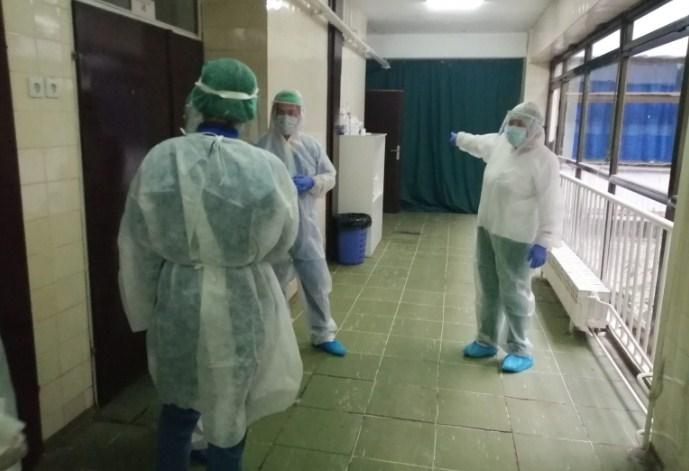 Во ковид – центрите во Скопје за 24 часа хоспитализирани 48 пациенти, вкупно се лекуваат 476