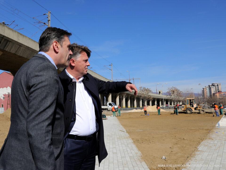 Стоилковски: Наместо ветената Гимназија, Марин си планира голф терен
