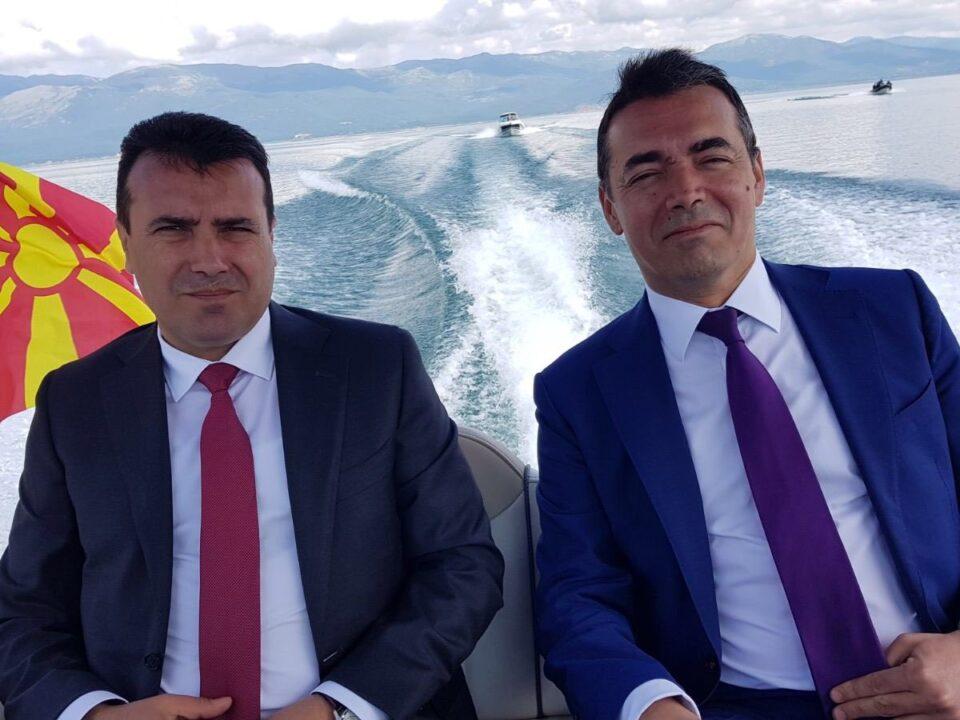 Николоски: Датумот за ЕУ беше само изговор на Заев и Димитров за нивната неспособност