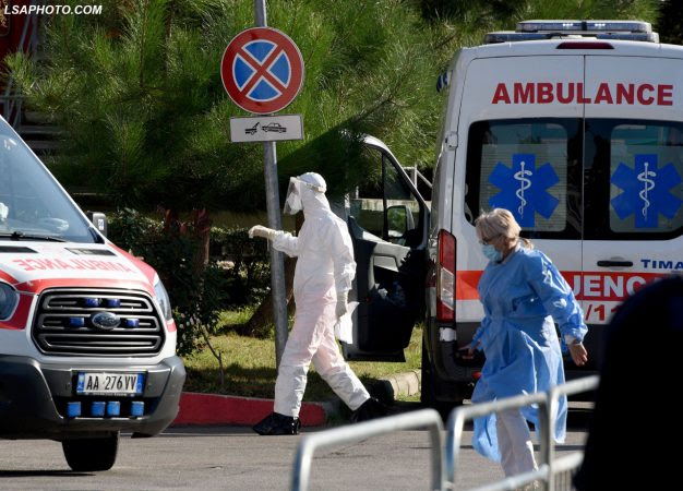 Доктор Кало: Од Ковид-19 во Албанија досега починаа 24 лекари