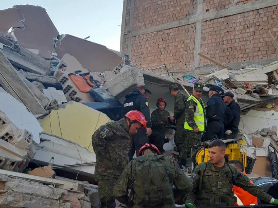 Една година од катастрофалниот земјотрес во Албанија