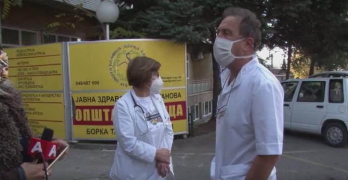 ЌЕ ИМА ЛИ ОДГОВОРНОСТ: Додека Филипче вика отворени се вратите за медиумите, директорот на прилепската болница ги брка