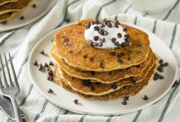 Десерт за 20 минути: Чоколадни американски палачинки