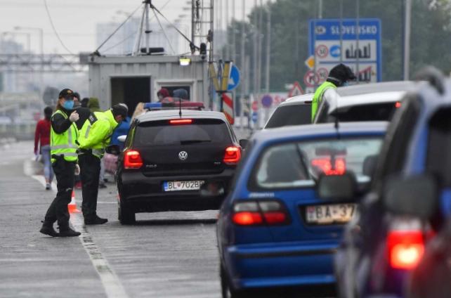 Австрија воведува строги мерки на границите пред Божиќ