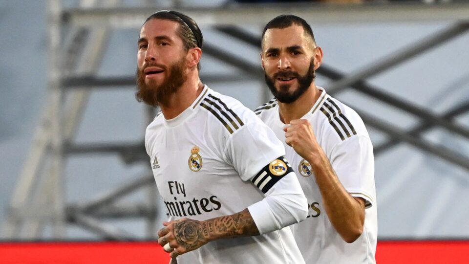 Бензема и Рамос нема да играат против Интер