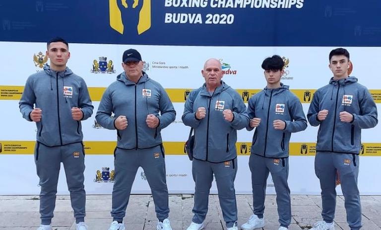 Македонските боксери ги добија противниците на Европското првенство