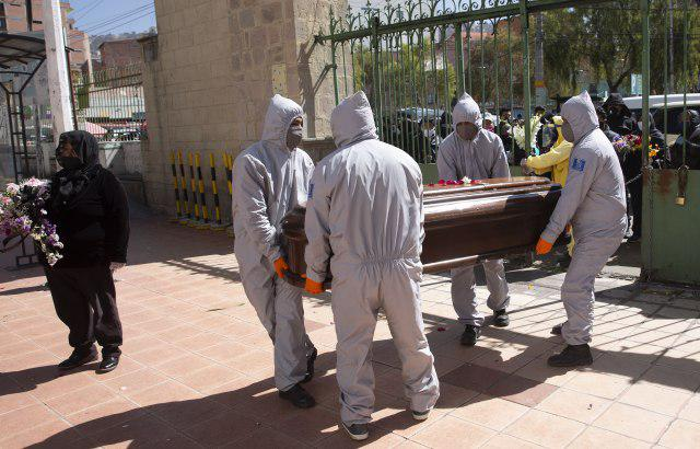 Претставки од Сотировски поради обврската починатите од КОВИД-19 во Тетово да се закопуваат во нови гробни места