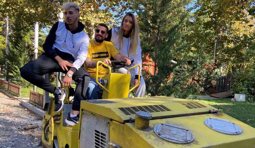 Бомбакис распука со Позитива: Песната премиерно на YouTube од 18:00 часот денеска