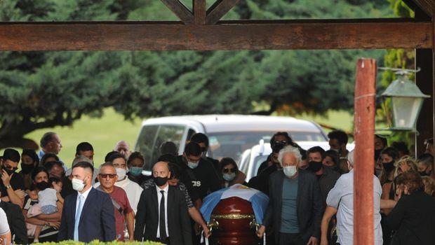 ФОТО: Погребан Диего Марадона