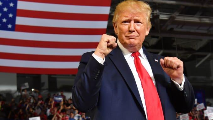 Трамп се враќа на политичката сцена, денеска митинг во Охајо