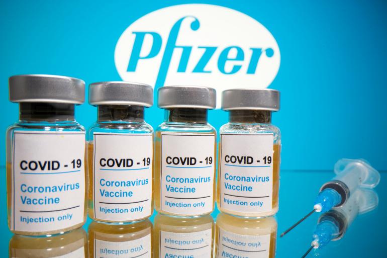 Бахреин втор во светот издаде дозвола за вакцината на Фајзер