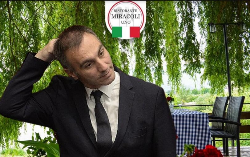 """Артан Груби се """"храни"""" со парите на граѓаните, плаќа ручеци со пари од министерството (ФОТО)"""