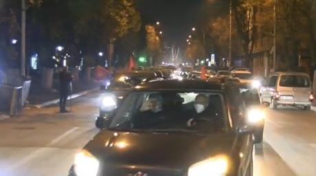 Протест на ВМРО-ДПМНЕ низ улиците на Охрид