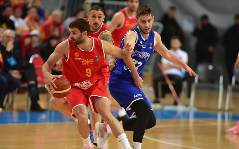 Македонските кошаркари на дуел со Италија во првиот меч од ноемвриските квалификации