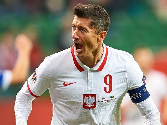 """""""Гардијан"""" го избра Левандовски за фудбалер на годината"""