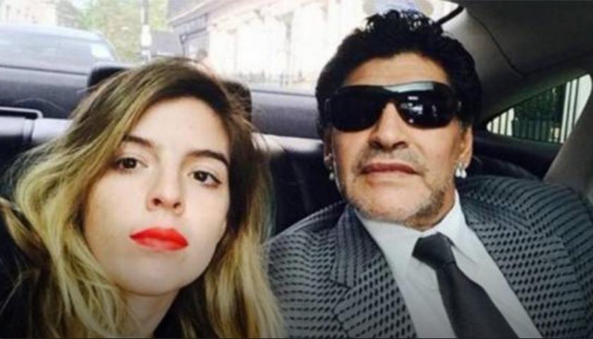 Со трогателна порака се огласи ќерката на Марадона (ФОТО)