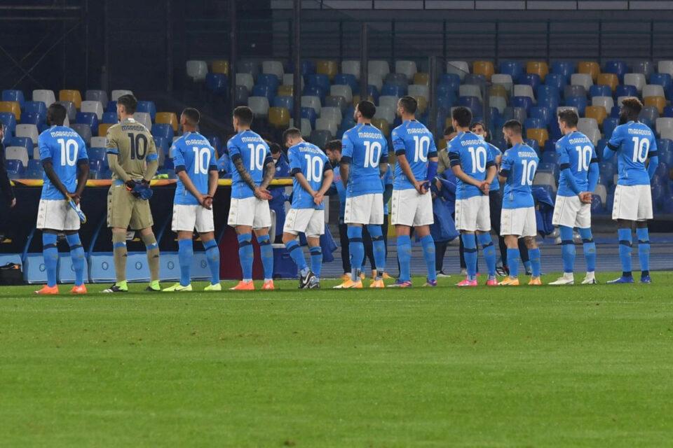 ФОТО: Вечерва Наполи со посебни дресови ќе игра против Рома