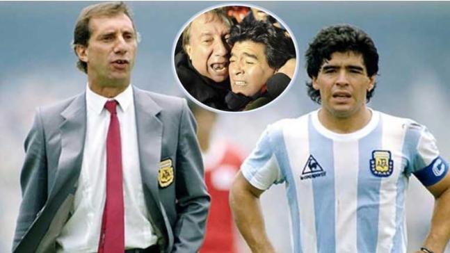Нема да ја издржи болката: На аргентинскиот селектор не му кажуваат дека Марадона починал