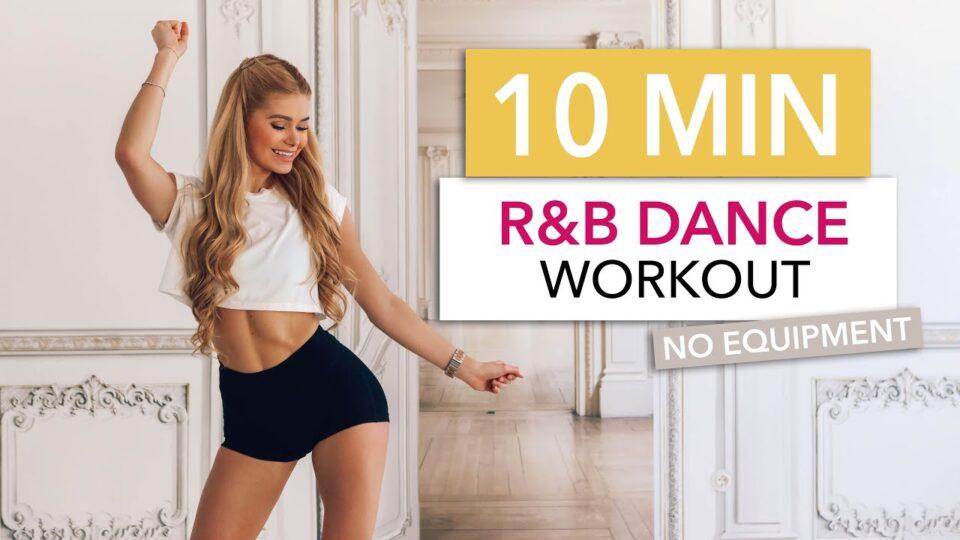 Вежбање со танц со Памела Рајф