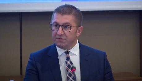 Мицкоски: Рускиот рулет на Пендаровски и Заев кобен по здравјето на граѓаните