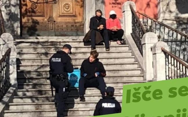 Ја симнал маската за да јаде бурек, па беше казнет со 400 евра (ФОТО)