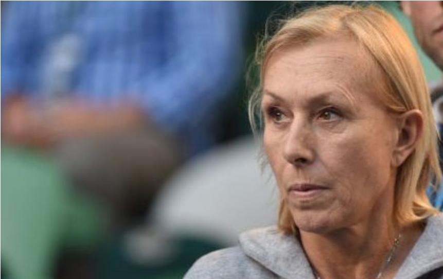 Мартина Навратилова до Ѓоковиќ: Не не дели во тенисот, гледај телевизија, плети шал