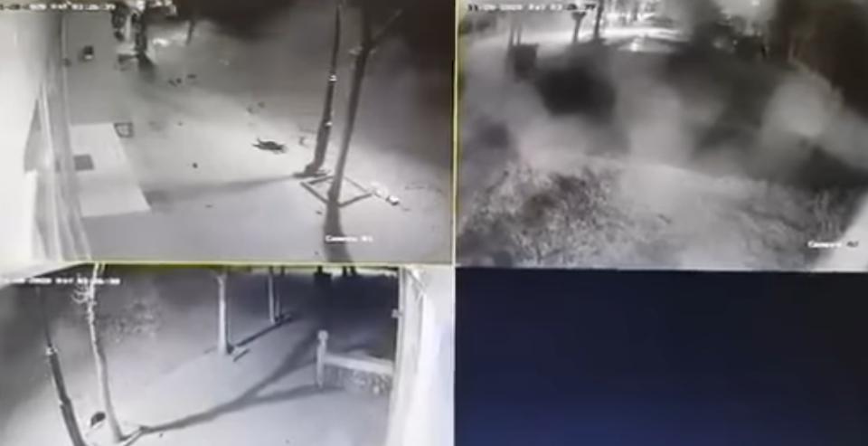 Видео од тешката сообраќајка во Богданци